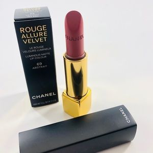 Chanel Rouge Allure Velvet Lipstick 69 Abstrait